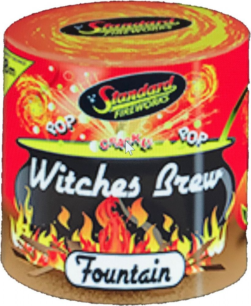 Witches Brew Fountain
